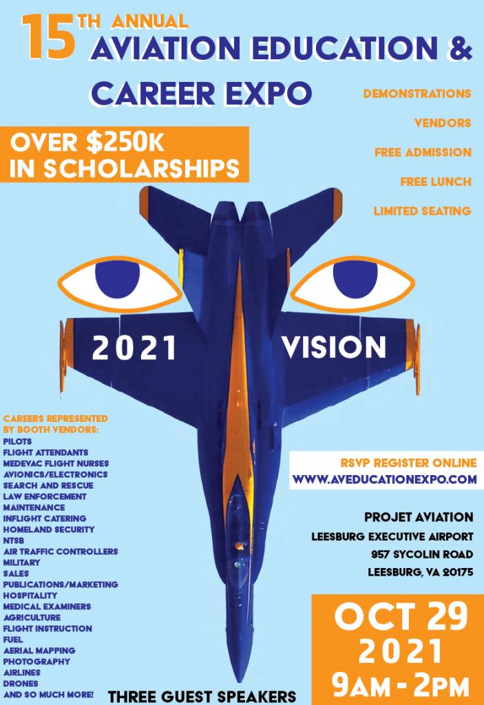 Aviation Education and Career Expo v2